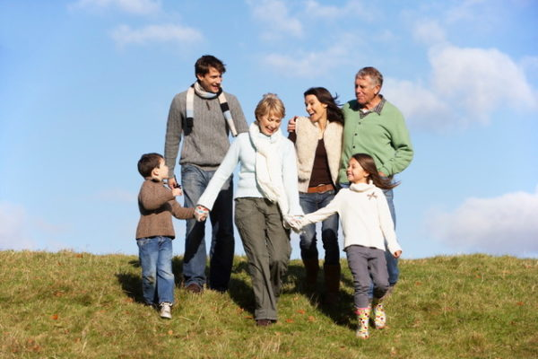 Improving Your Family Relationships - Rayma Adams - Counselling Resolutions